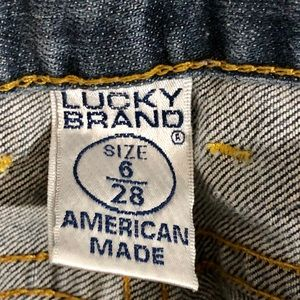 Lucky Brand Jeans - Lucky jeans. Maddy Jean style.